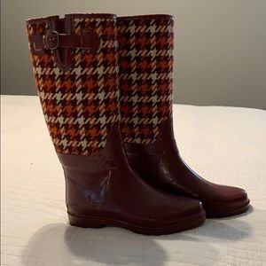 Banana Republic Rain boots
